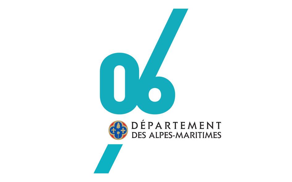 Département des Alpes-Maritimes.