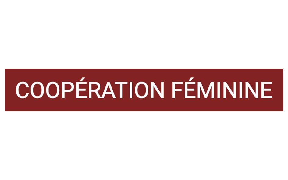 Coopération Féminine Côte d'Azur.